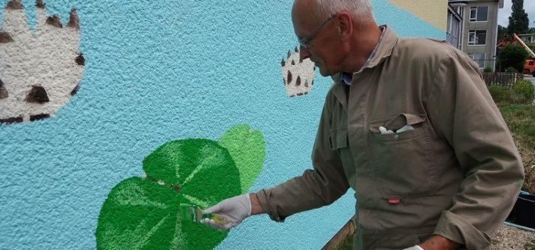 Jouw kunst op een muur in de Aalscholverstraat?!